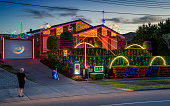 Christmas House - Allumba Drive, St Helena, Melbourne