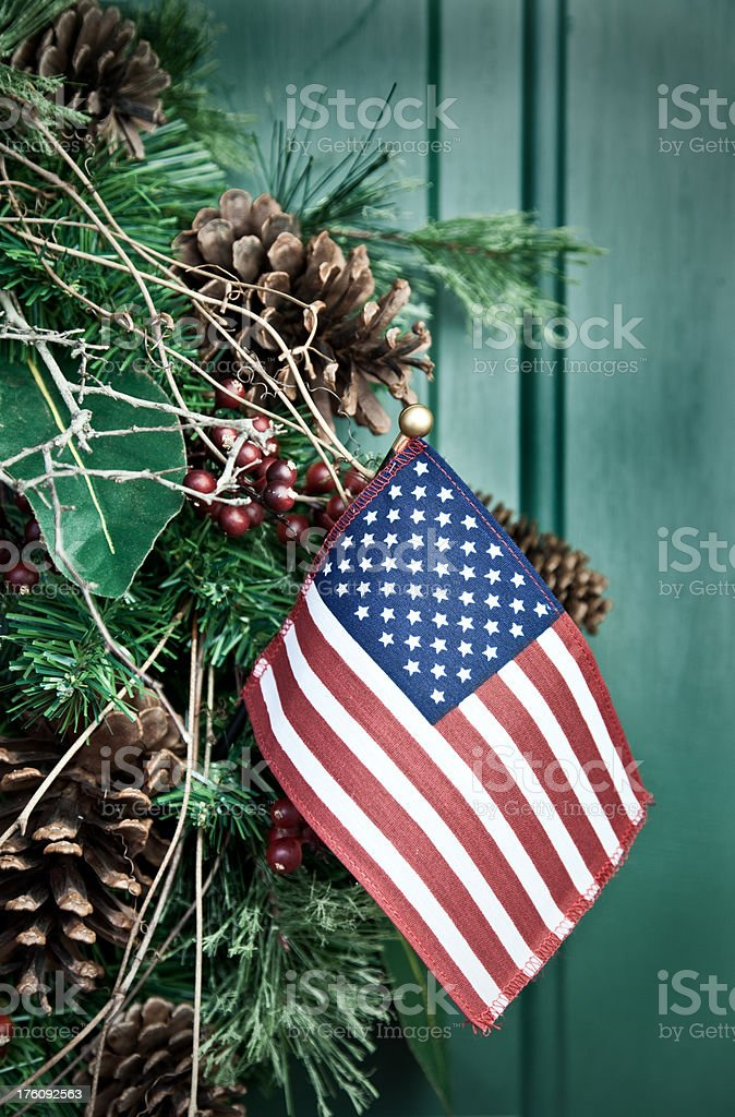 Christmas in America royalty-free stock photo
