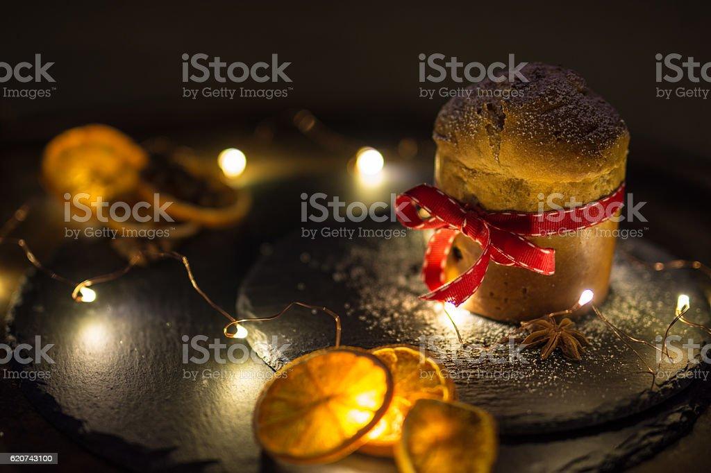 Christmas is coming stock photo