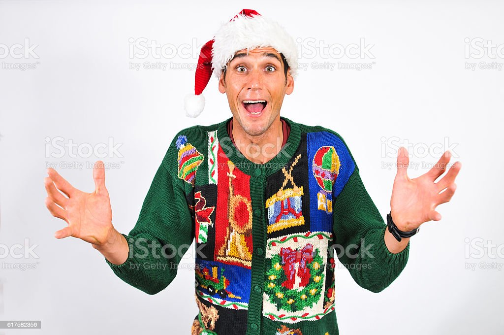 Christmas is comming stock photo