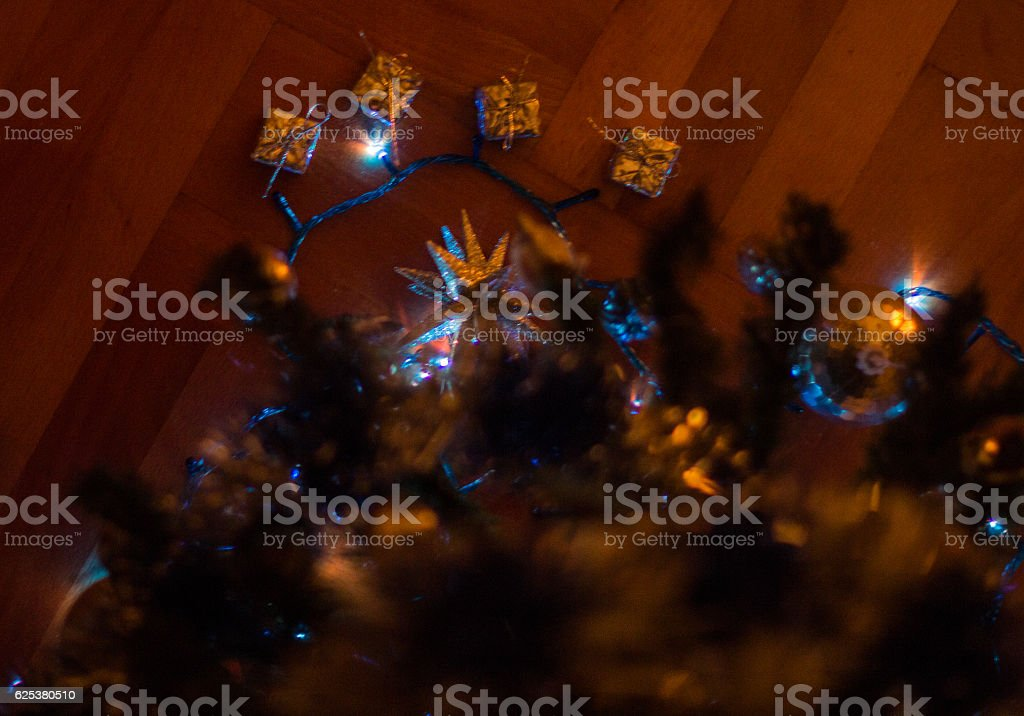 Christmas is here royalty-free stock photo