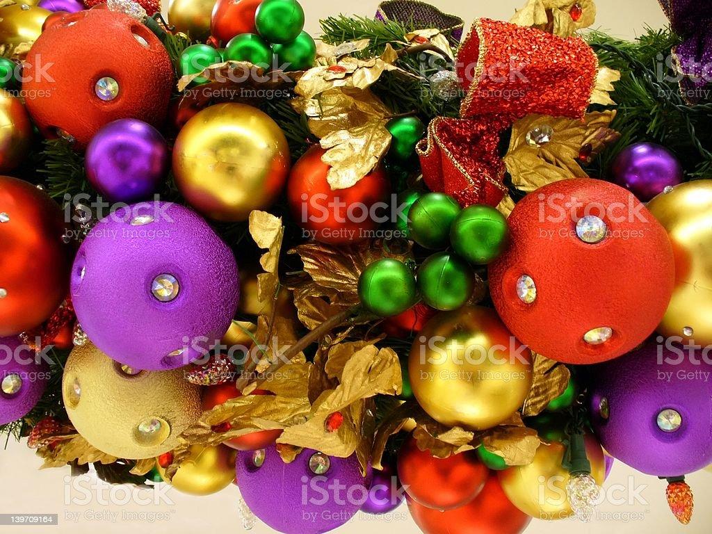 Christmas Joy stock photo