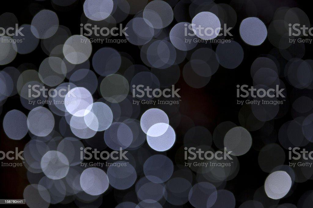 Christmas lights royalty-free stock photo