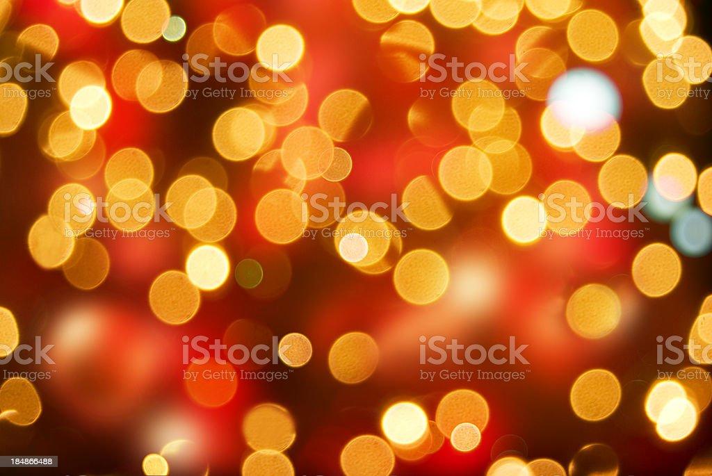christmas lights; stock photo