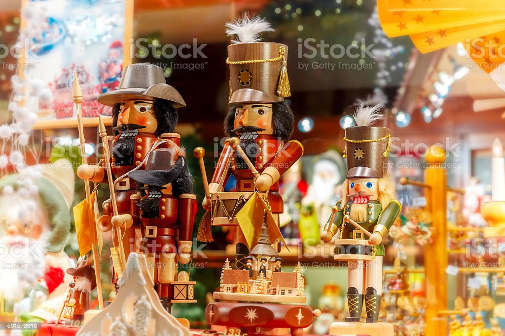 Christmas Market in Brugge, Belgium stock photo