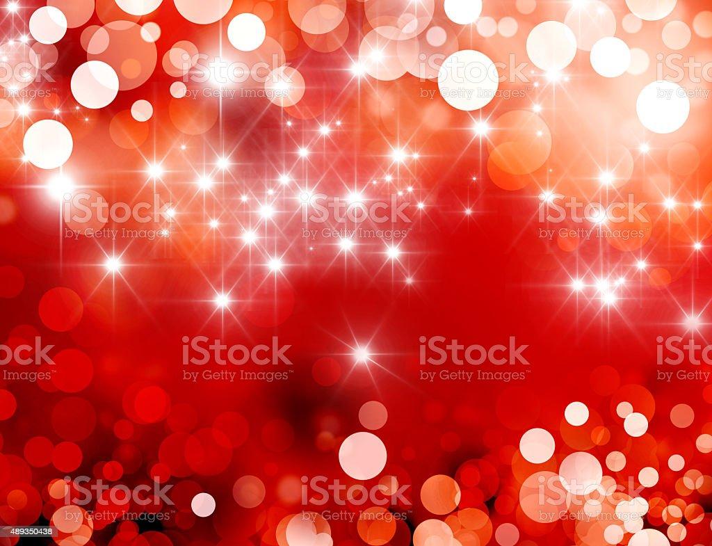Christmas New Year background stock photo