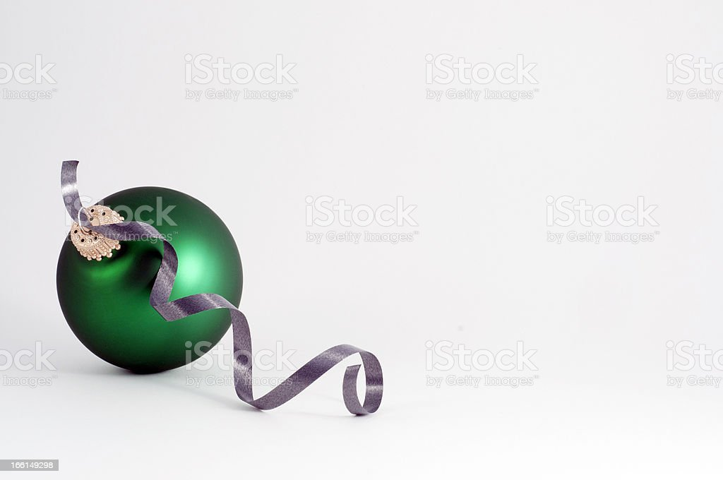 Christmas Ornament Decoration royalty-free stock photo