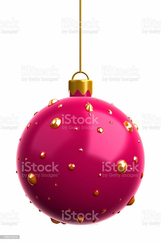 Christmas ornament. stock photo