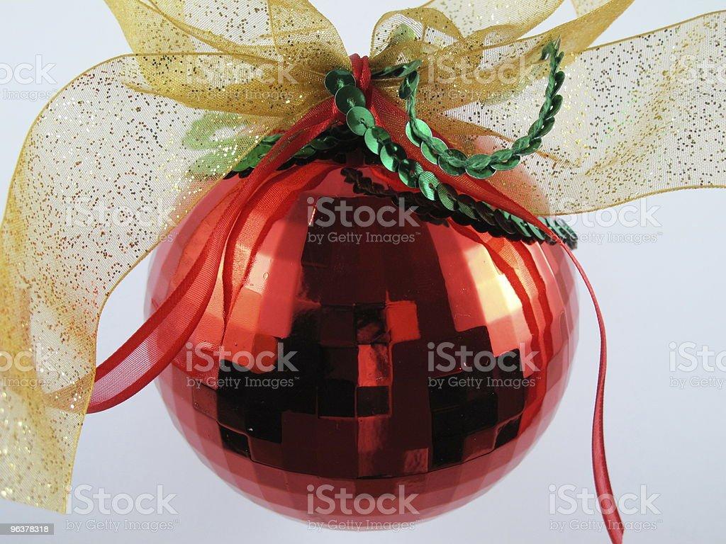 クリスマスのクリスマスオーナメント ロイヤリティフリーストックフォト