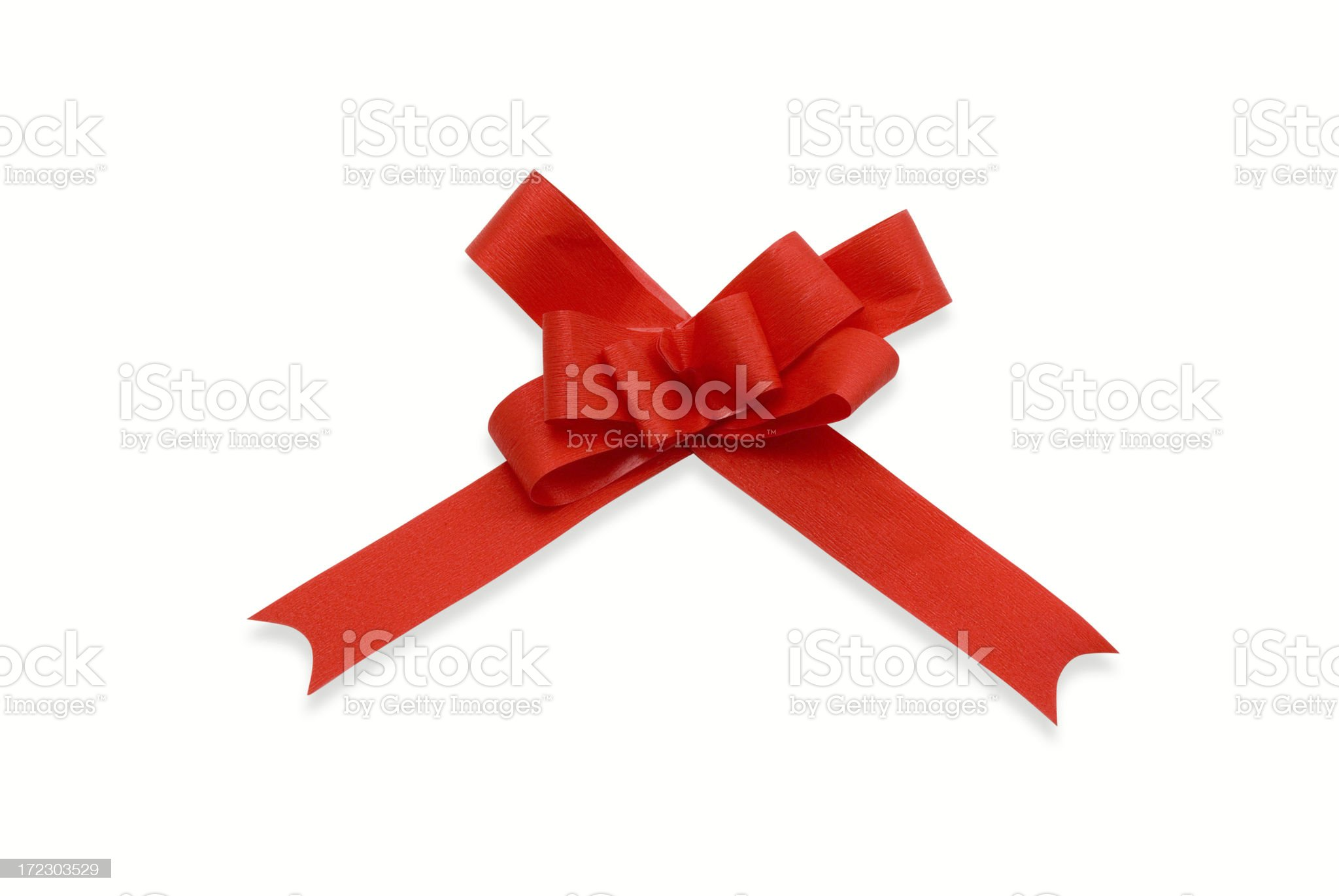 Christmas ornament with clipping path royalty-free stock photo
