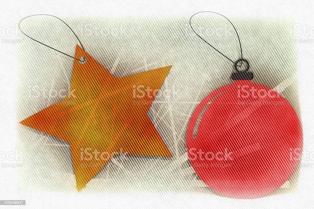 Christmas ornaments greeting card cover stock photo 470446347 istock christmas ornaments greeting card cover royalty free stock photo m4hsunfo