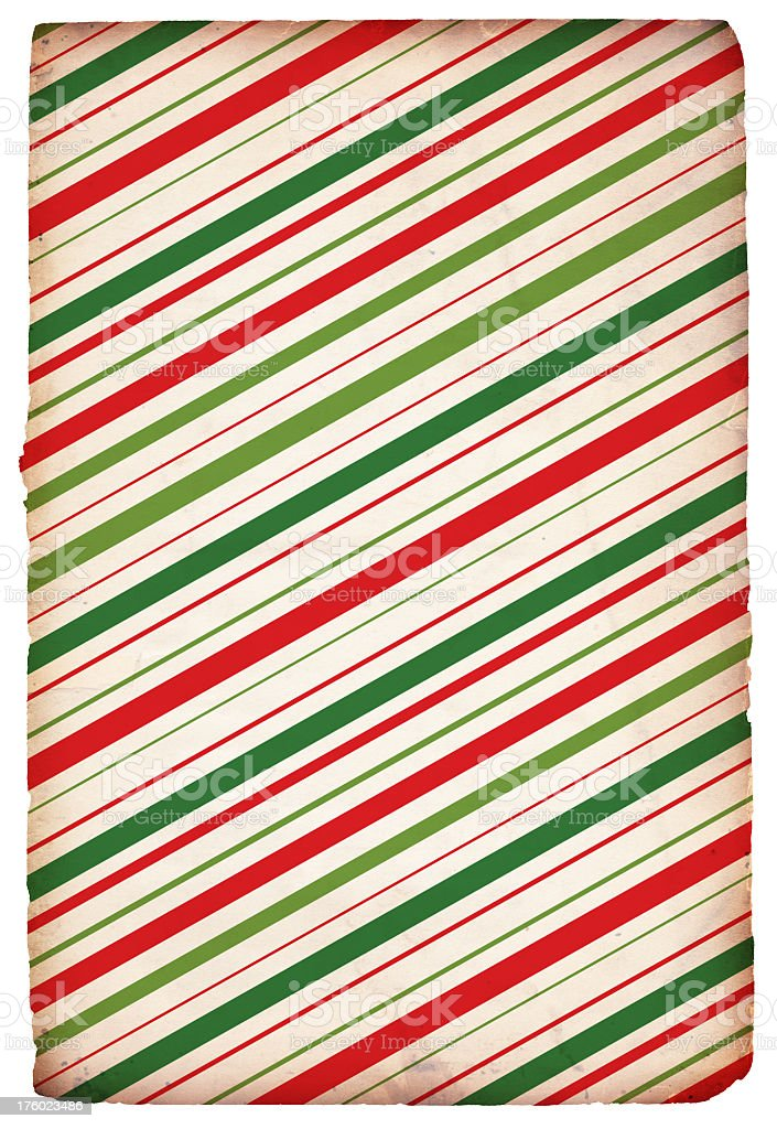 Christmas Paper Background royalty-free stock photo