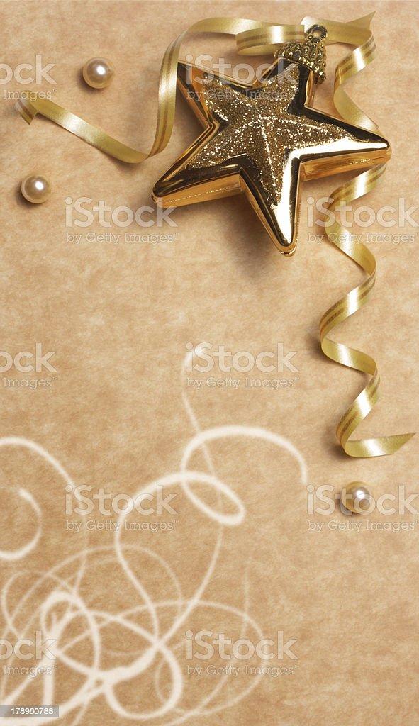 christmas paper stock photo