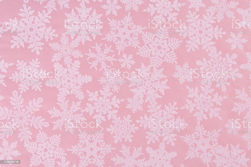christmas paper texture background with pink and white