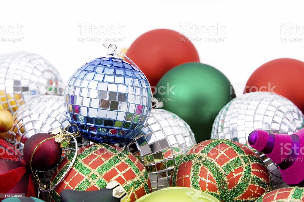 Christmas party royalty-free stock photo