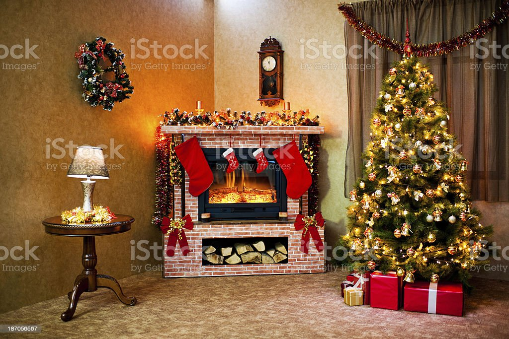 Christmas. royalty-free stock photo