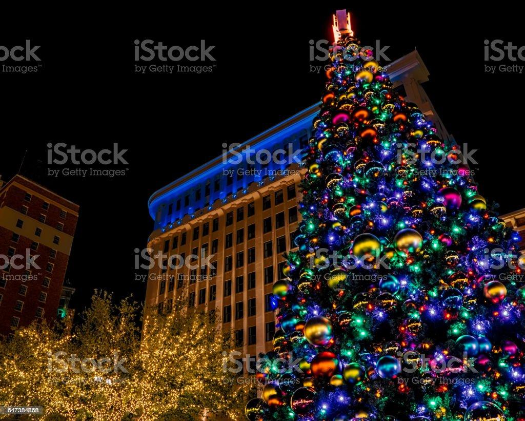 SJP Christmas stock photo