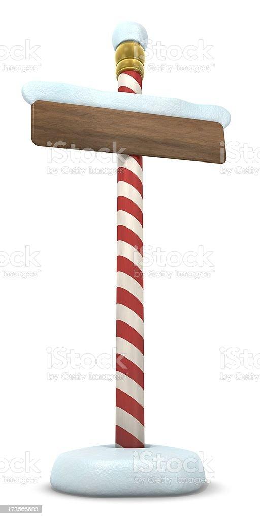 クリスマスのサイン ロイヤリティフリーストックフォト