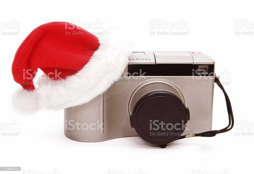 Christmas Snapshots royalty-free stock photo