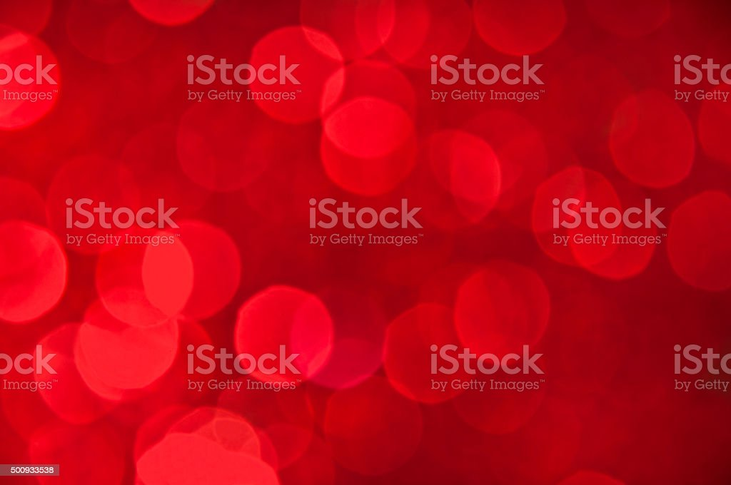 christmas sparkle, red glitter stock photo