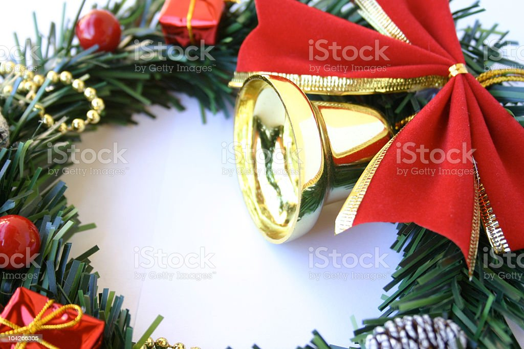 Christmas Spirit royalty-free stock photo