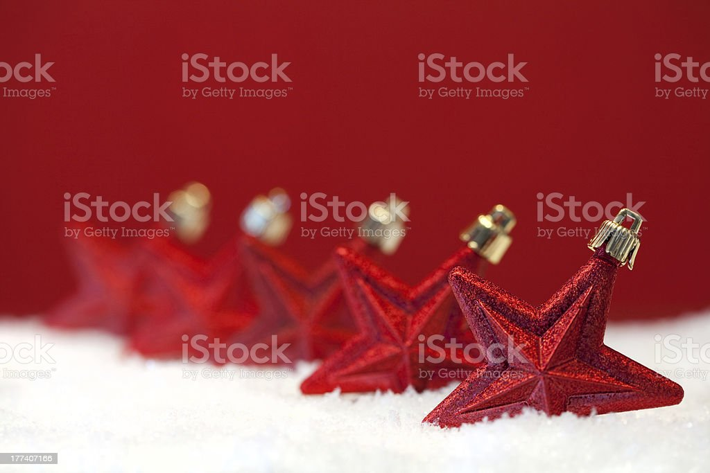 christmas star background royalty-free stock photo