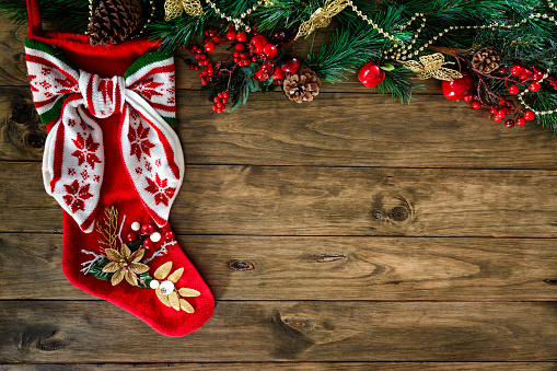 Christmas Stocking Pictures, Images And Stock Photos
