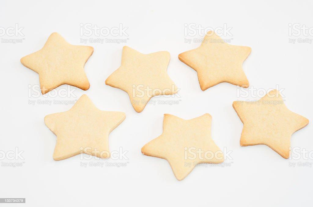 Christmas Sugar Cookies royalty-free stock photo