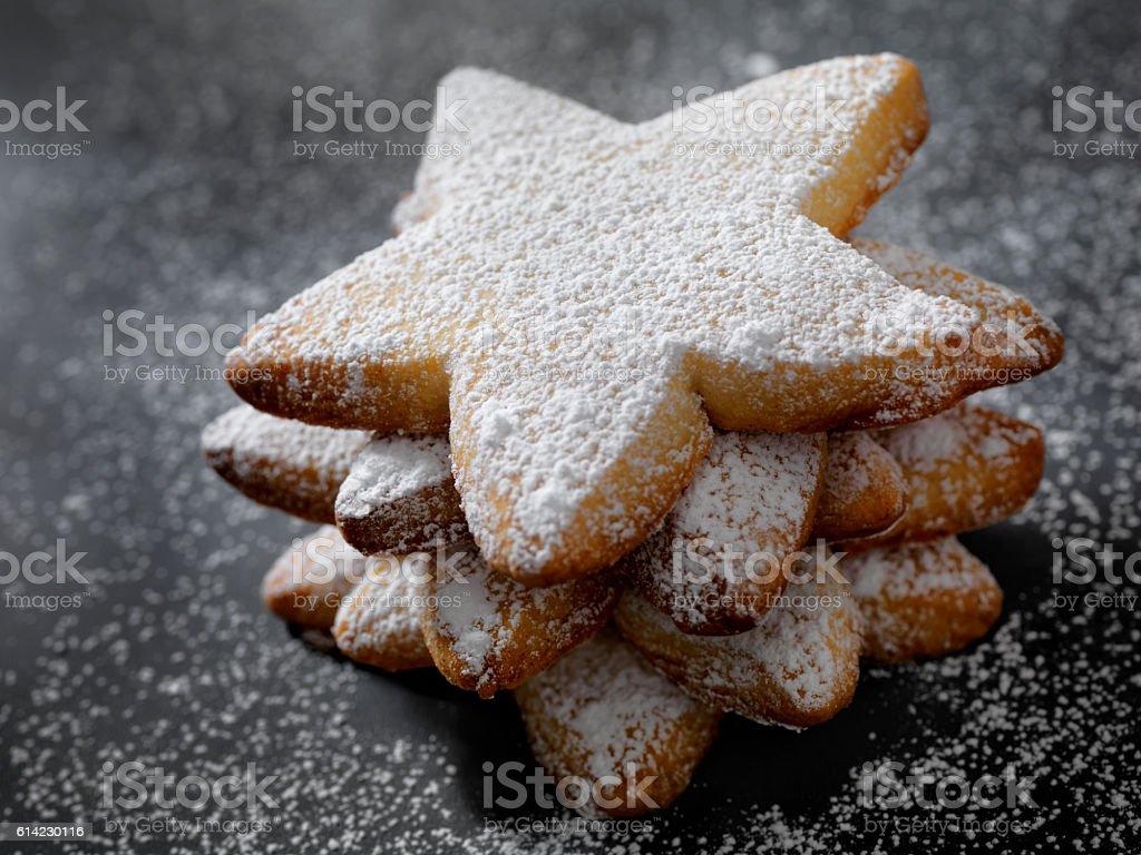 Christmas Sugar Cookies stock photo