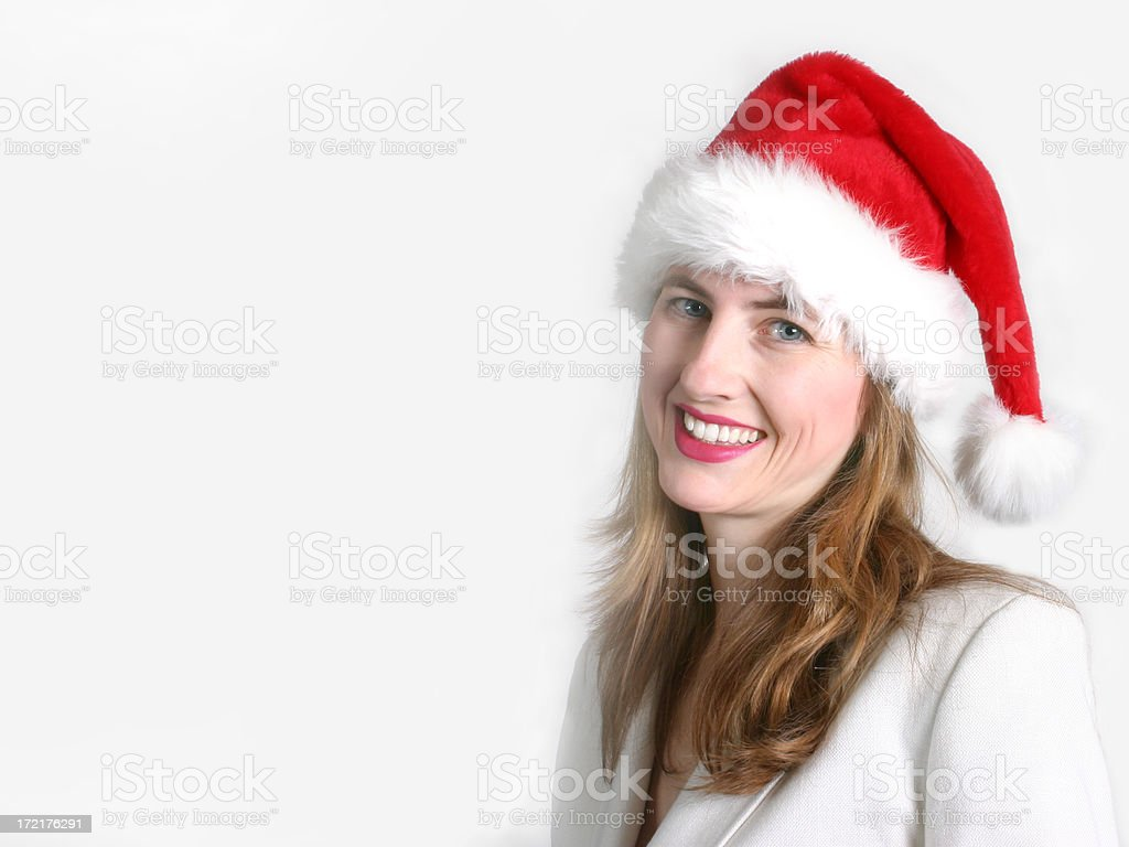 Christmas @ The Office 1 royalty-free stock photo