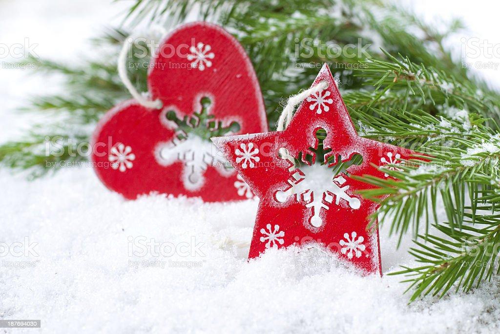 Christmas toys royalty-free stock photo