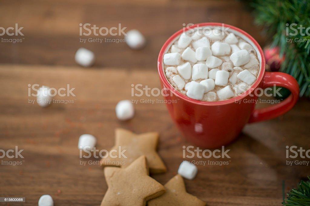 Christmas Treat stock photo