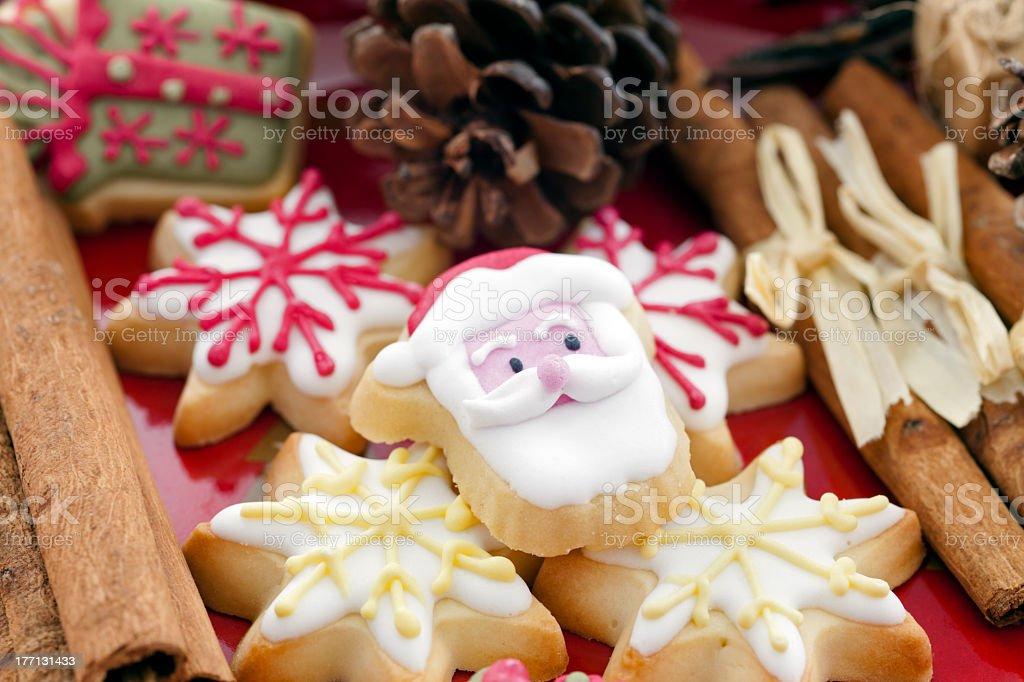 Christmas Treats royalty-free stock photo