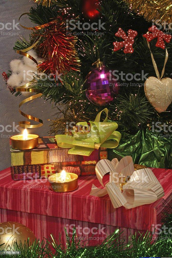 Christmas tree 03 royalty-free stock photo