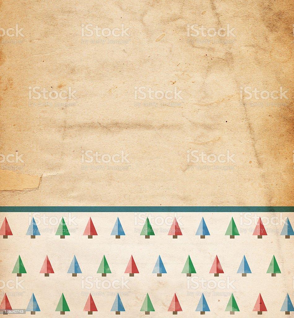Christmas Tree Background royalty-free stock photo