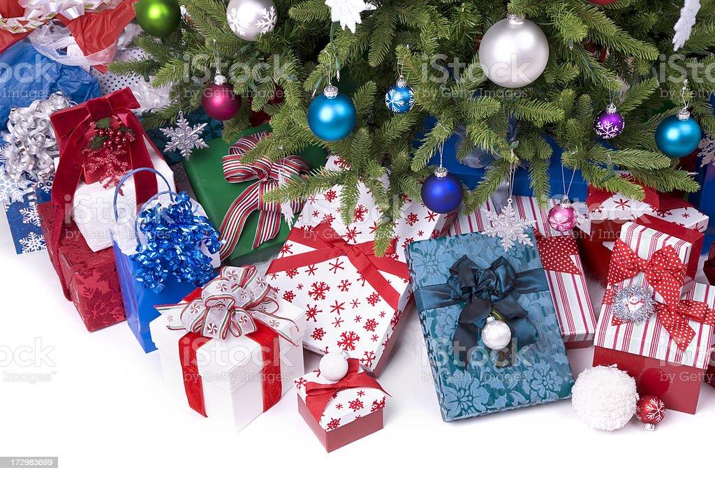 Christmas Tree (XXL) stock photo