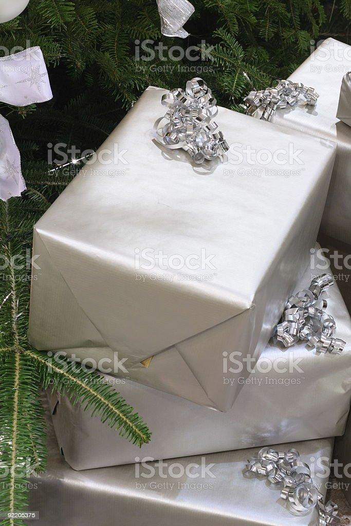 Christmas Tree Series royalty-free stock photo