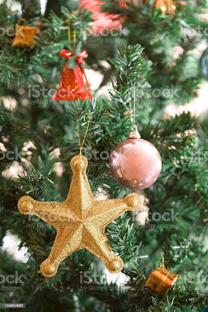 Christmas Tree_2 stock photo