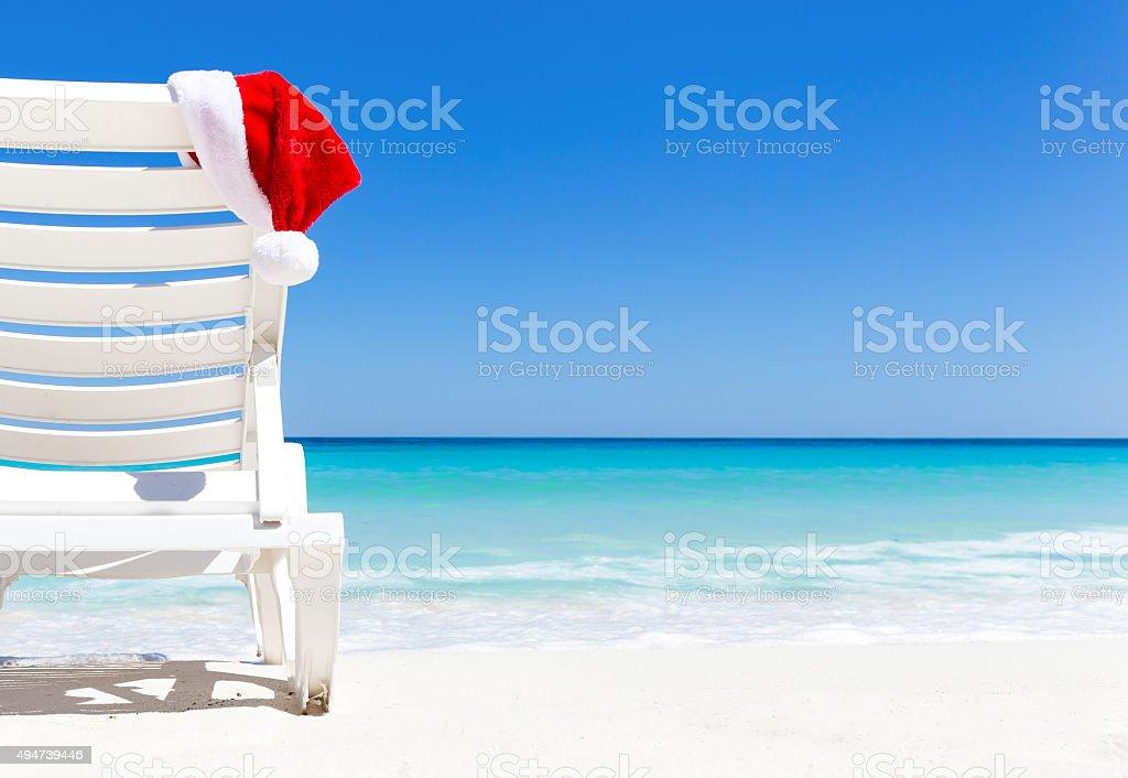 Christmas vacation concept stock photo