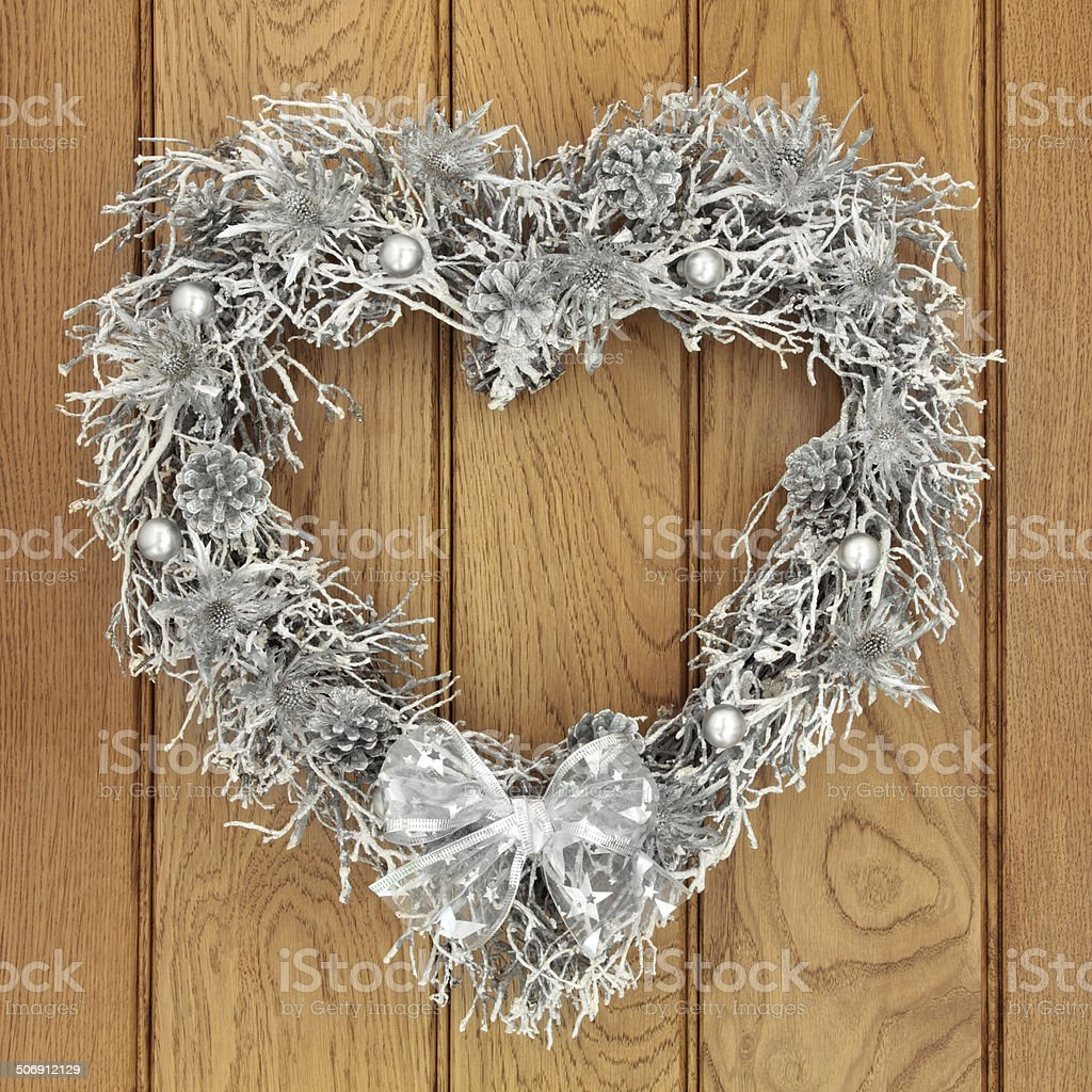 Christmas Welcome royalty-free stock photo