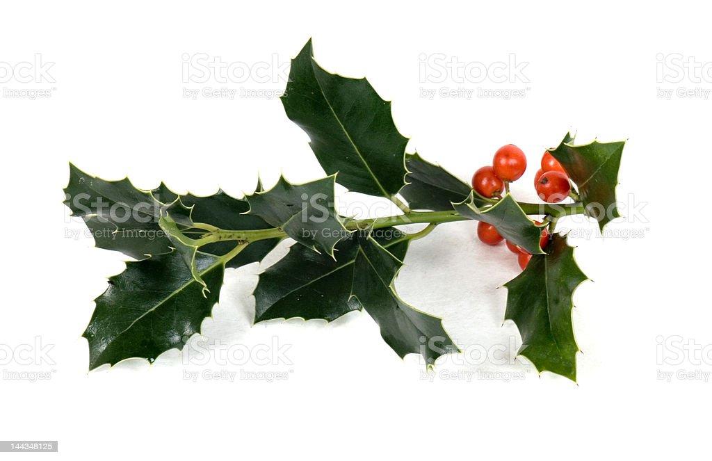 Christmas-Deko royalty-free stock photo