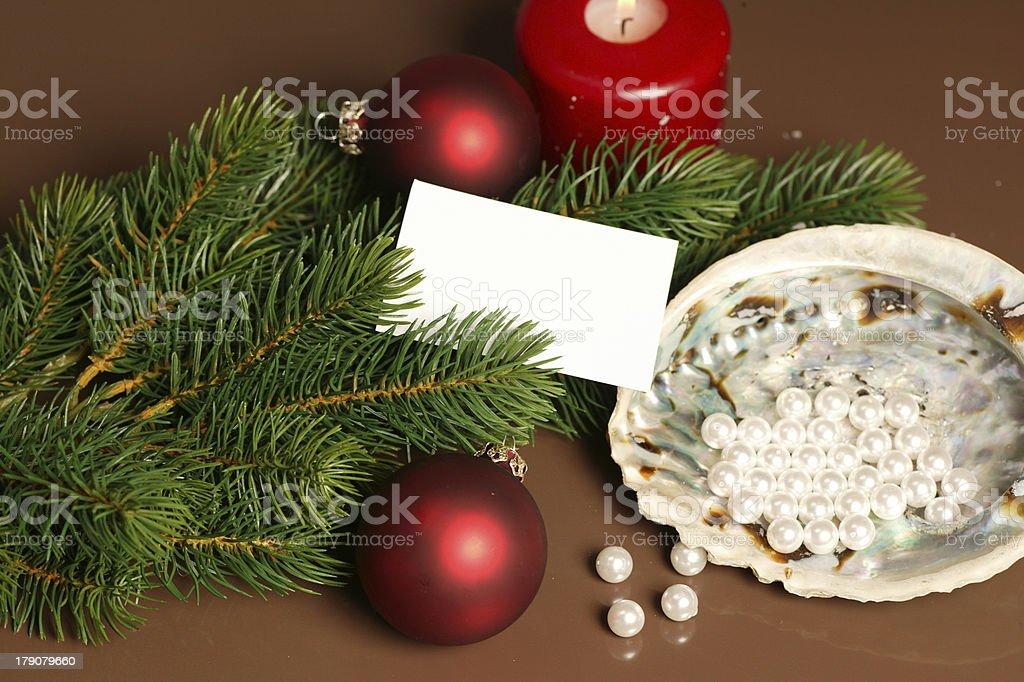 Christmasgreetings royalty-free stock photo