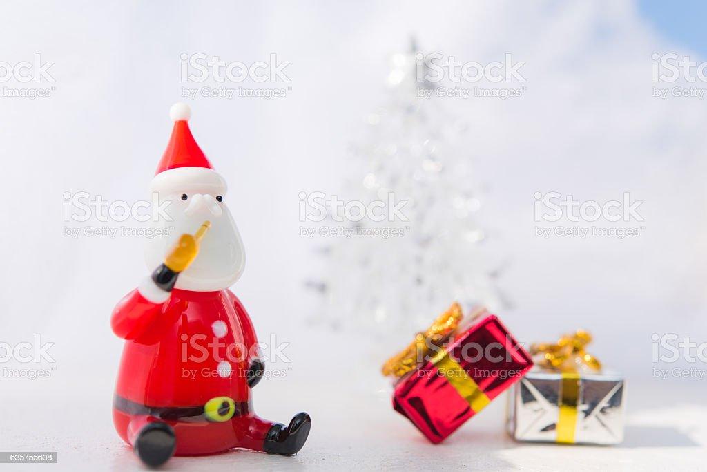 Christmas image stock photo