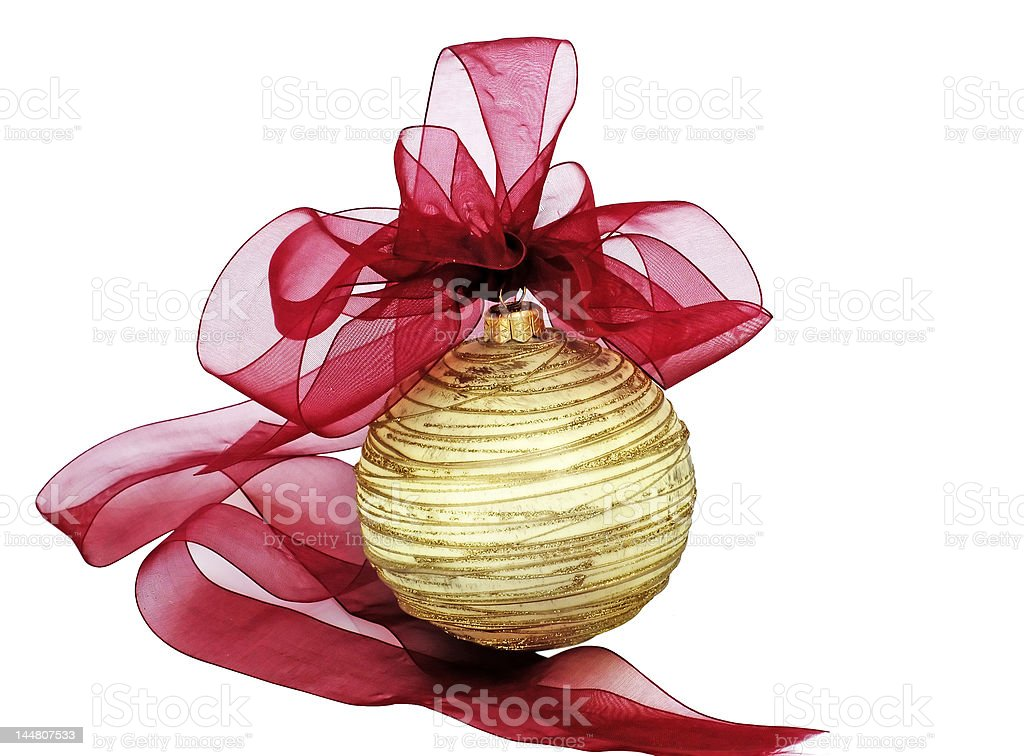 christmass decoration royalty-free stock photo