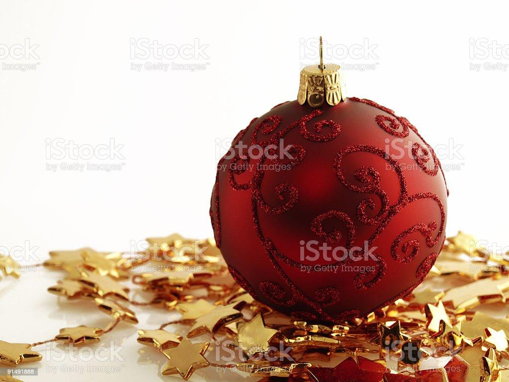 Christmastime royalty-free stock photo