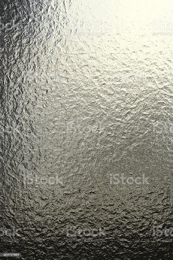 Chrome metal background stock photo