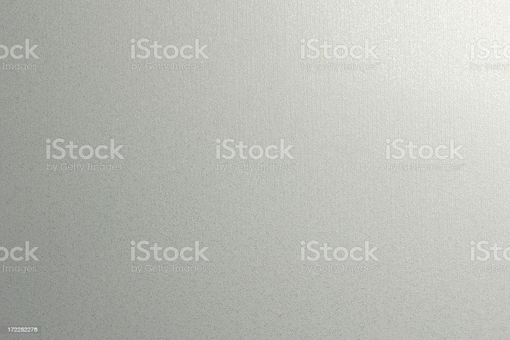 Chrome Surface stock photo