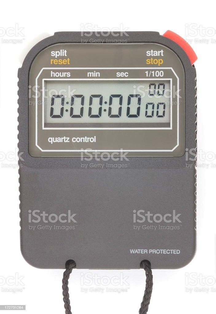 Chronometer royalty-free stock photo