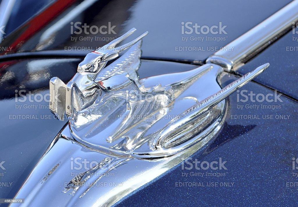 Chrysler Gazelle royalty-free stock photo