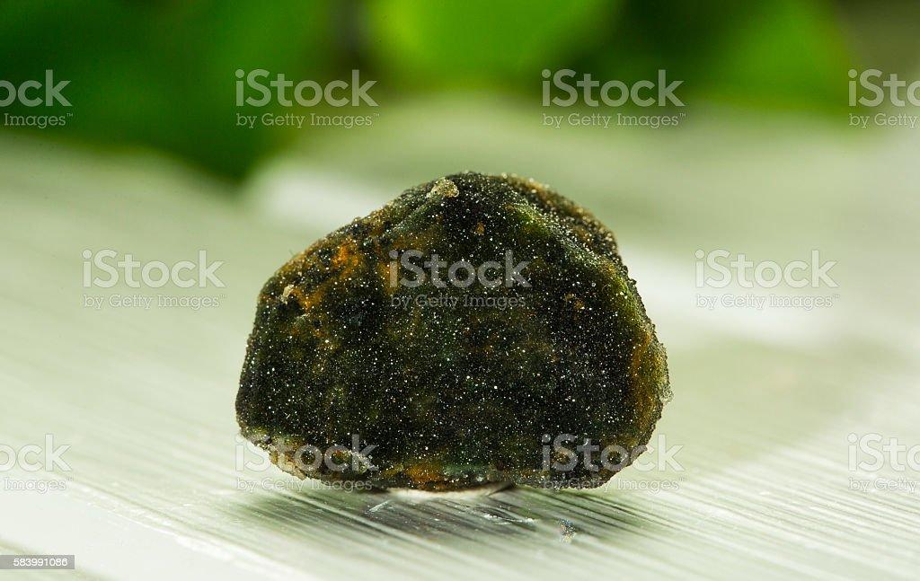 Chrysoprase stock photo